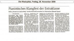 pianistischer Klangfest der Extraklasse